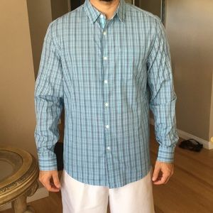 Mens button up Elie Tahari (LARGE)